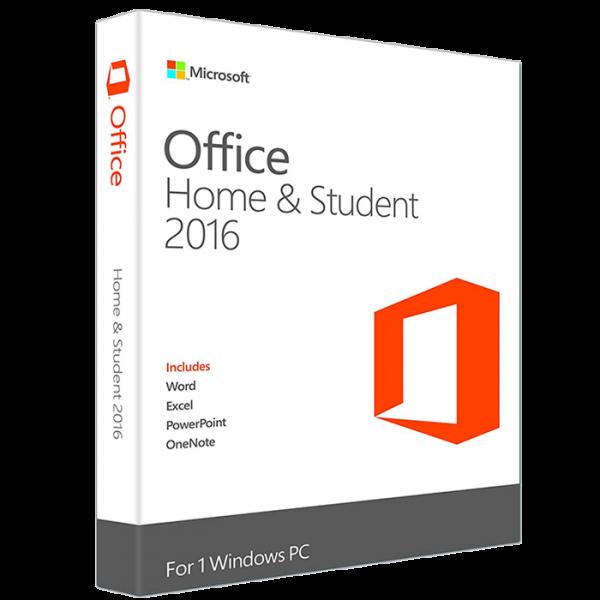 Microsoft Office Home & Student 2016 para Windows – 1 PC