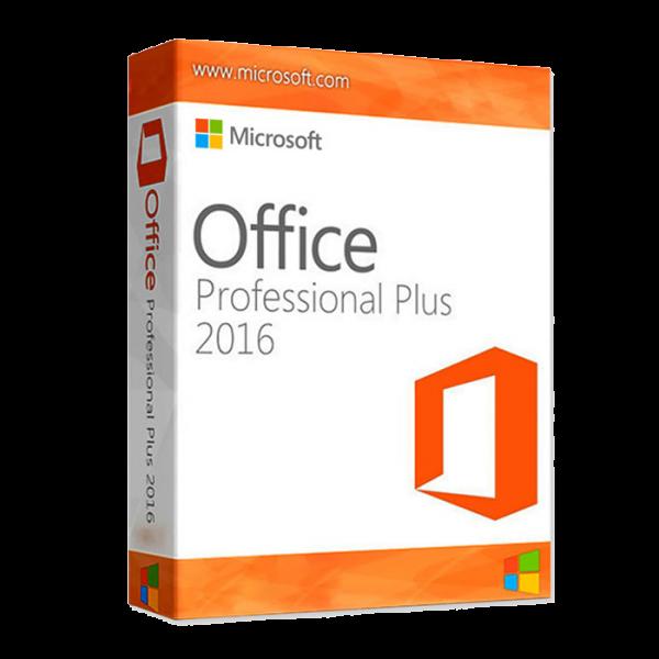 Microsoft Office Professional Plus 2016 For Windows – 1 PC