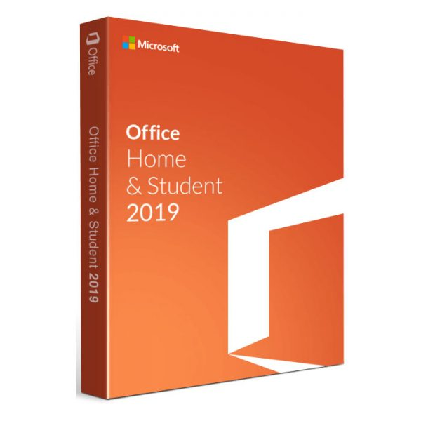 Microsoft Office Home & Student 2019 for Windows – 1 PC